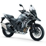 Spanish Adventure Motorcycle Looks Like a BMW GS Series 8