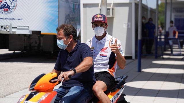 MotoGP 2020: Marc Marquez Passed Medical Exam - Fit to Race at Jerez 8