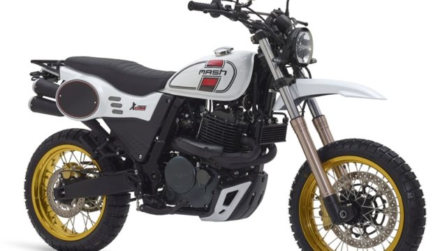 Mash Brings the X-Ride Classic 650 at an Affordable Price 9