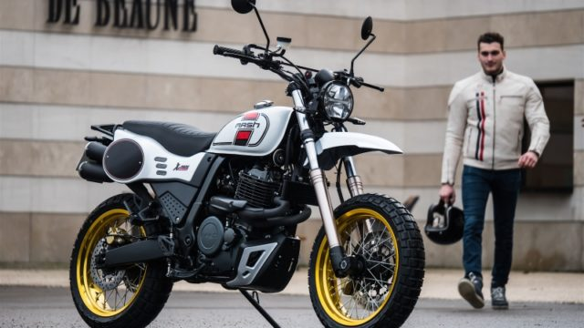 Mash Brings the X-Ride Classic 650 at an Affordable Price 1