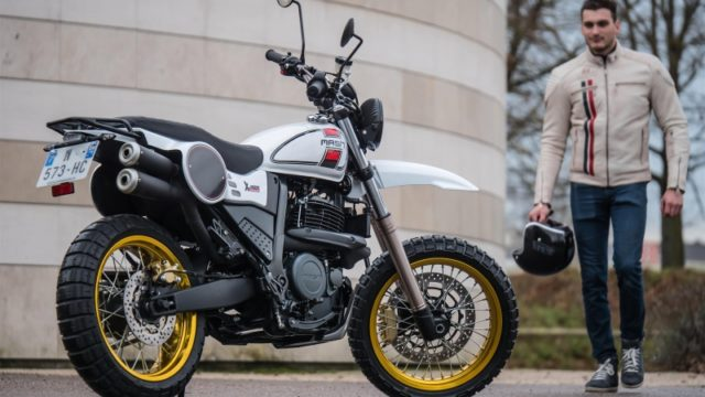 Mash Brings the X-Ride Classic 650 at an Affordable Price 11