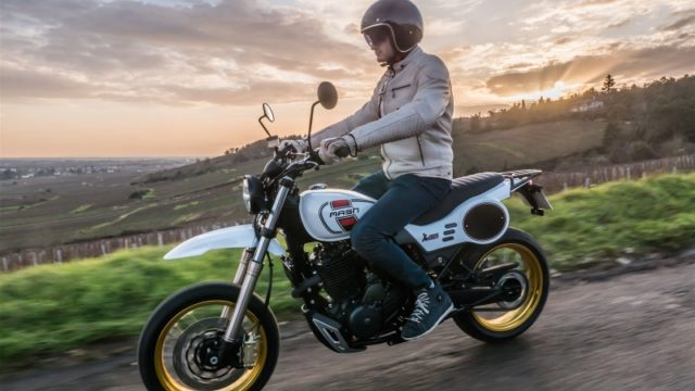 Mash Brings the X-Ride Classic 650 at an Affordable Price 14