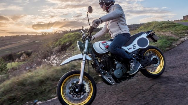 Mash Brings the X-Ride Classic 650 at an Affordable Price 12