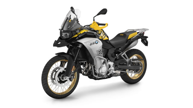 BWM F 750 GS, BMW F 850 GS/ GSA - New Colors, Extended Options 4