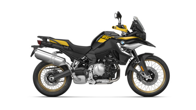 BWM F 750 GS, BMW F 850 GS/ GSA - New Colors, Extended Options 5
