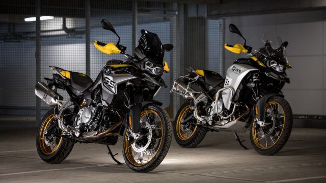 BWM F 750 GS, BMW F 850 GS/ GSA - New Colors, Extended Options 1