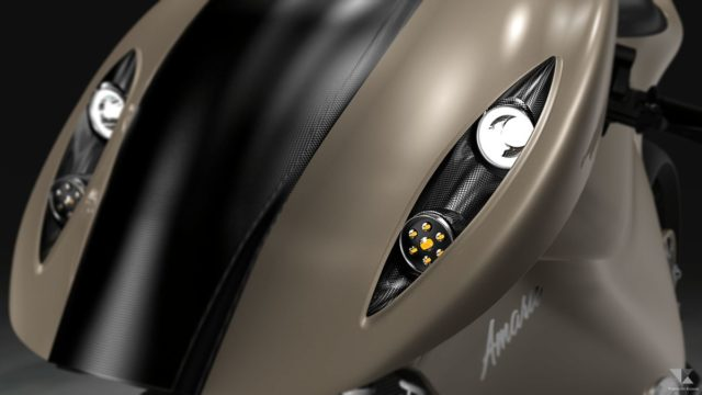 Pagani Amaru - The Ultimate Hyperbike Concept? 20