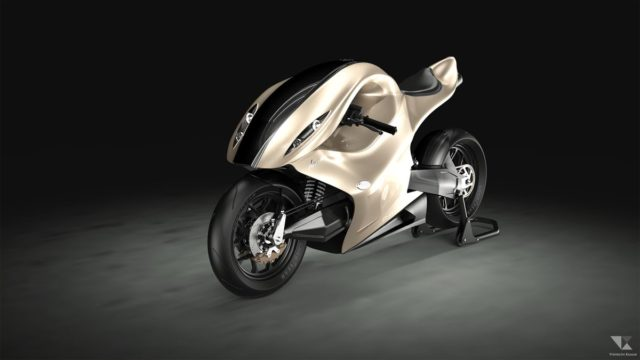 Pagani Amaru - The Ultimate Hyperbike Concept? 15