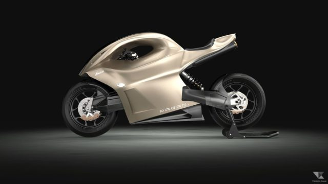 Pagani Amaru - The Ultimate Hyperbike Concept? 16