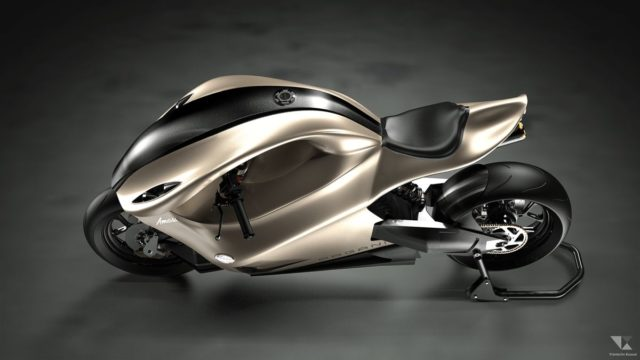 Pagani Amaru - The Ultimate Hyperbike Concept? 19