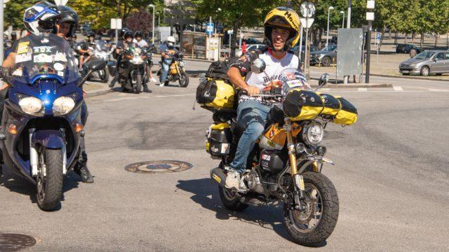 Ride that Monkey Around the World 15