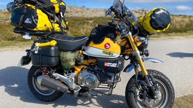 Ride that Monkey Around the World 22