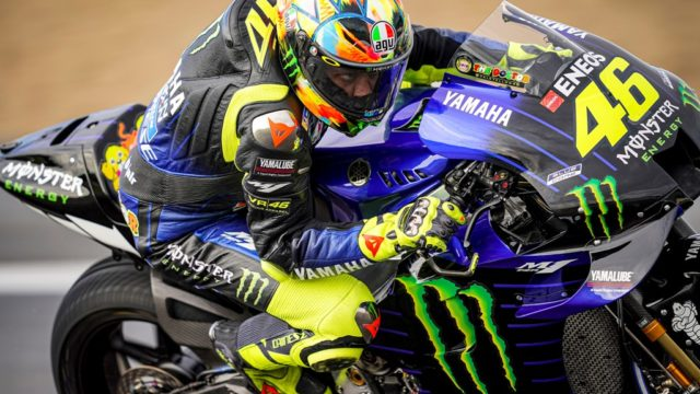 Motogp Valentino Rossi Will Race 2 Seasons With Petronas Yamaha Drivemag Riders