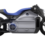 Voxan Wattman. 203 hp Electric Power Cruiser & Incoming World Speed Record Version 2