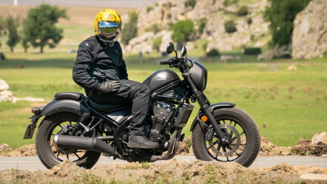 2020 Honda Rebel 500 Review - How Good it Really is? 3