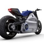 Voxan Wattman. 203 hp Electric Power Cruiser & Incoming World Speed Record Version 3