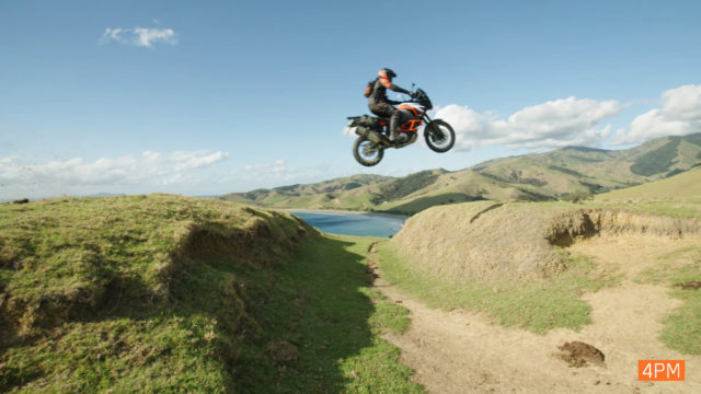 KTM 1290 Super Adventure R Ridden Like an Enduro Bike by Chris Birch 1