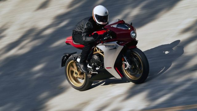 Mega Gallery: Everything You Need To Know About the 2020 MV Agusta Superveloce 800 135