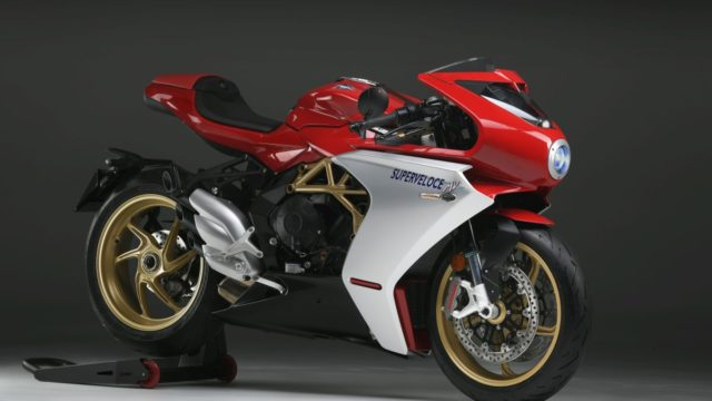 Mega Gallery: Everything You Need To Know About the 2020 MV Agusta Superveloce 800 100