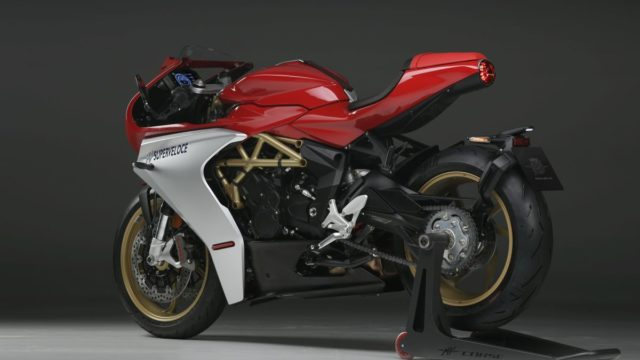 Mega Gallery: Everything You Need To Know About the 2020 MV Agusta Superveloce 800 105
