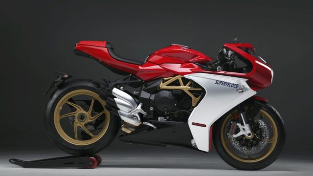 Mega Gallery: Everything You Need To Know About the 2020 MV Agusta Superveloce 800 102