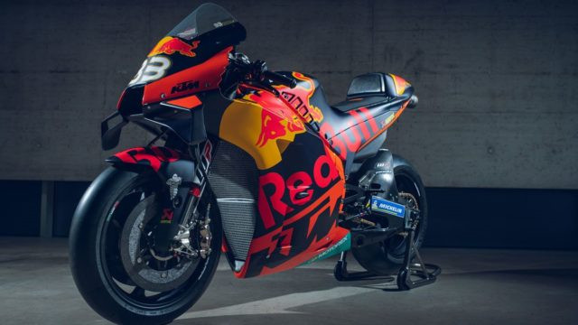 KTM In MotoGP - A Possible Success Story 117