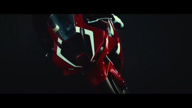 The Wait Is Over - Incoming 2021 Honda CBR600RR 24
