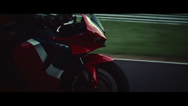 The Wait Is Over - Incoming 2021 Honda CBR600RR 16