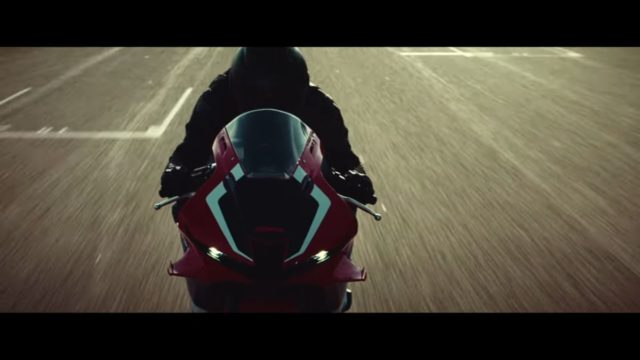 The Wait Is Over - Incoming 2021 Honda CBR600RR 17