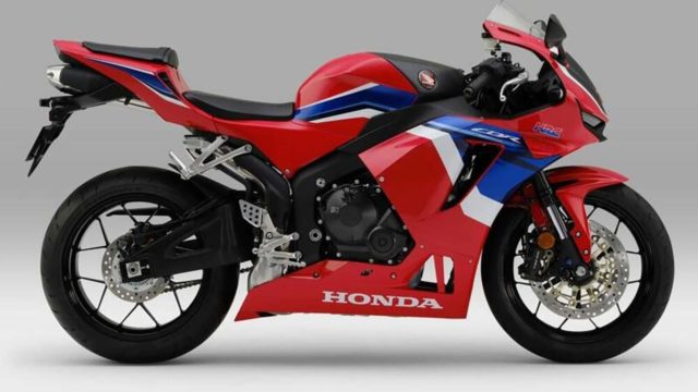 Honda CBR600RR Officially Unveiled - Only for Japan 12