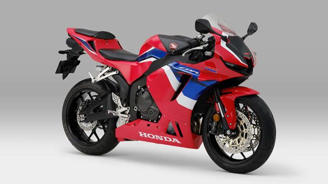 Honda CBR600RR Officially Unveiled - Only for Japan 11