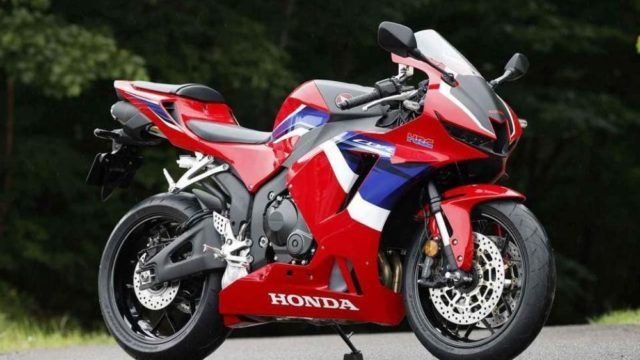 2021 Honda CBR600RR - Here Are the First Unofficial Photos 18