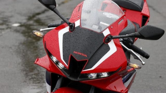 2021 Honda CBR600RR - Here Are the First Unofficial Photos 23
