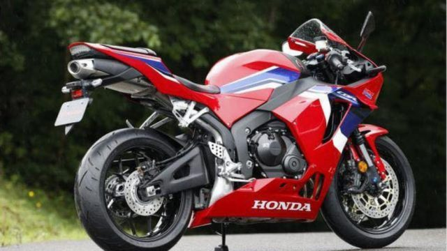 2021 Honda CBR600RR - Here Are the First Unofficial Photos 19