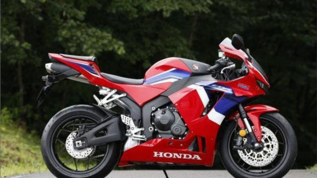 2021 Honda CBR600RR - Here Are the First Unofficial Photos 17