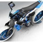 2025 Yamaha XT 500 H2O - Concept Bike that Runs on Water 3