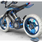 2025 Yamaha XT 500 H2O - Concept Bike that Runs on Water 4