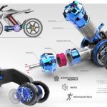 2025 Yamaha XT 500 H2O - Concept Bike that Runs on Water 6