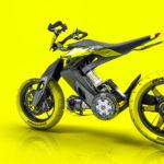 2025 Yamaha XT 500 H2O - Concept Bike that Runs on Water 7