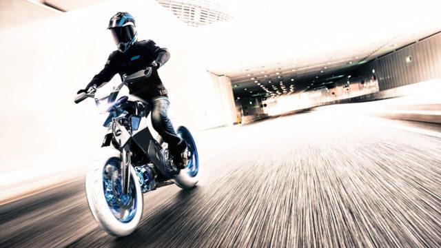 2025 Yamaha XT 500 H2O - Concept Bike that Runs on Water 18