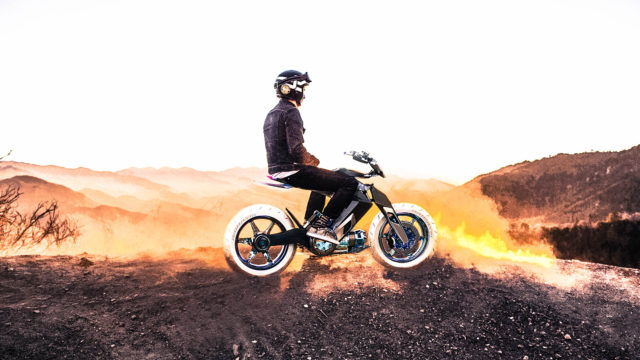 2025 Yamaha XT 500 H2O - Concept Bike that Runs on Water 19