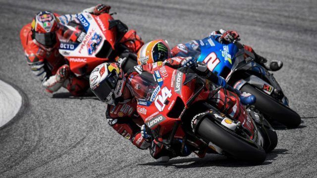 """Rossi & Vinales Escape High-Speed MotoGP Crash - """"Yes, it was… very, very scary"""" 14"""