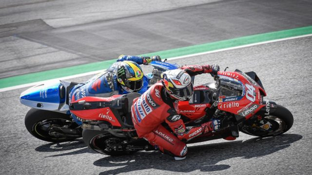"""Rossi & Vinales Escape High-Speed MotoGP Crash - """"Yes, it was… very, very scary"""" 15"""