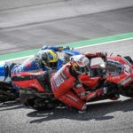 """Rossi & Vinales Escape High-Speed MotoGP Crash - """"Yes, it was… very, very scary"""" 8"""