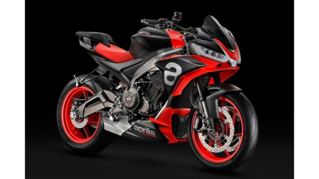 Aprilia Tuono 660 Gets Closer to Production 1