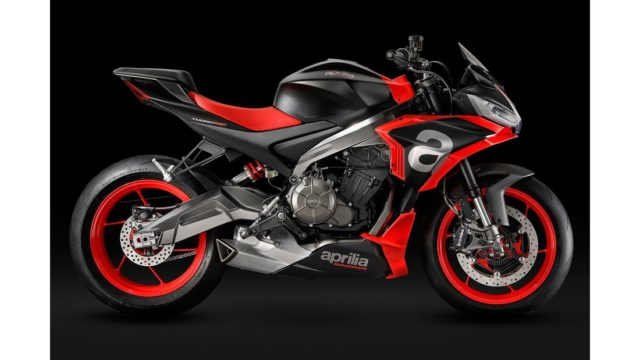 Aprilia Tuono 660 Gets Closer to Production 12