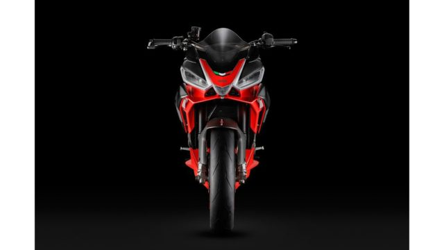 Aprilia Tuono 660 Gets Closer to Production 14