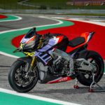 Behold the Aprilia Tuono V4 X - Limited Edition & 221 HP 2