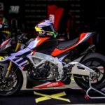 Behold the Aprilia Tuono V4 X - Limited Edition & 221 HP 18
