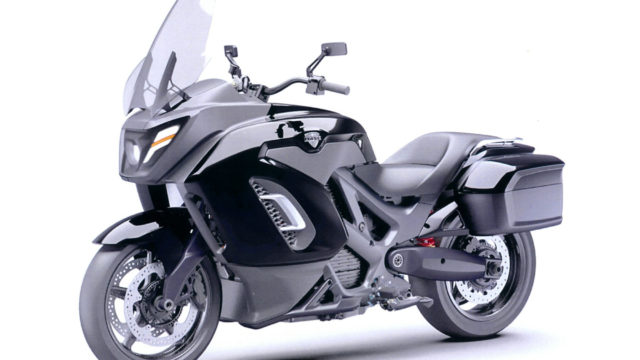 Electric Escort Motorcycles for Putin 8